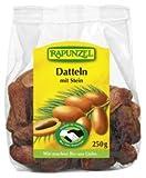 Rapunzel Bio Datteln mit Stein, Deglet Nour, 1er Pack (1 x 250 g) - BIO