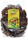 Rapunzel Datteln ohne Stein Deglet Nour,2er Pack (2x 500 g) - Bio