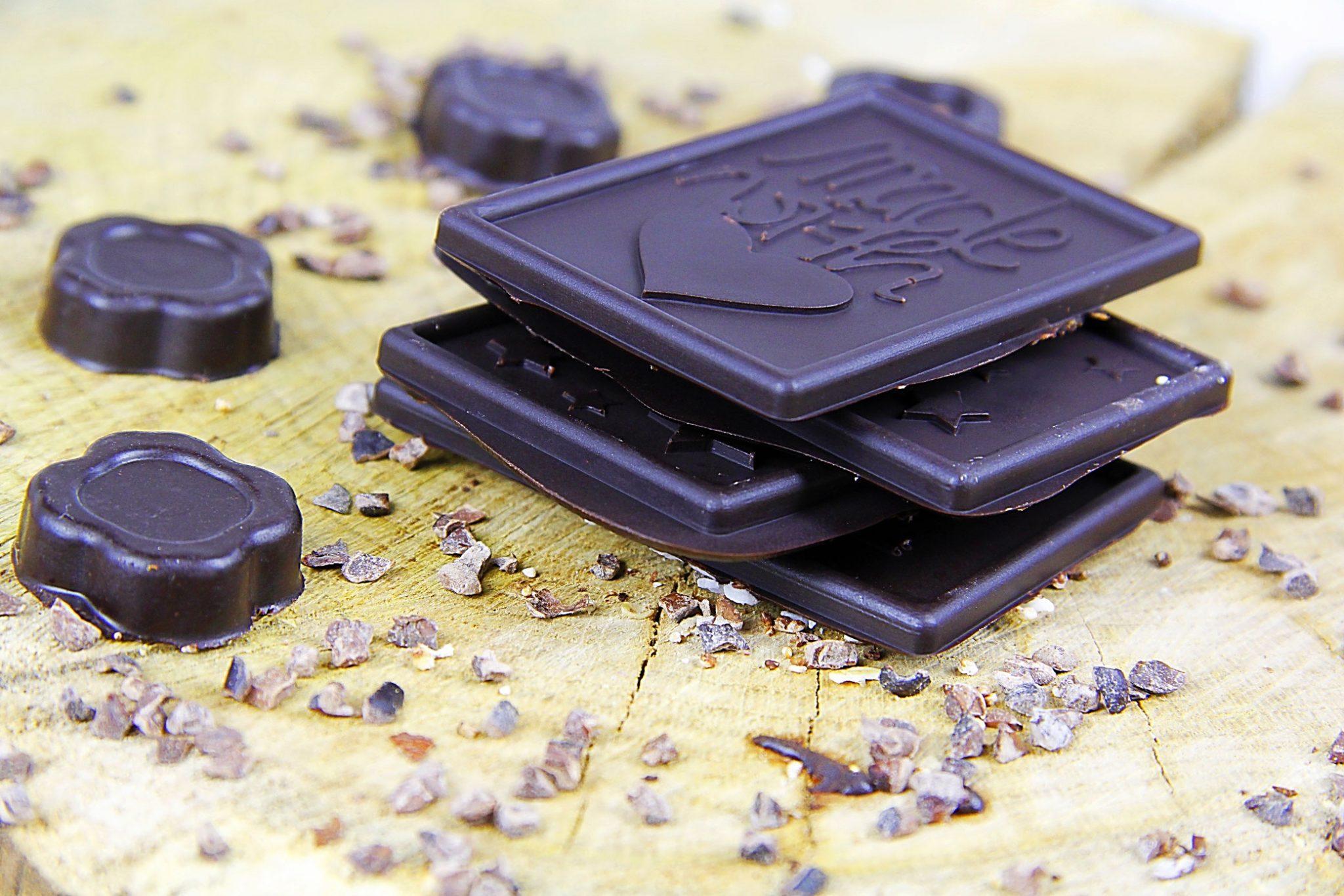 gesunde Schokolade Foodrevers