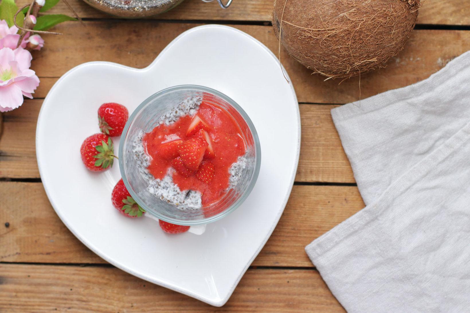 Chia Pudding Foodrevers