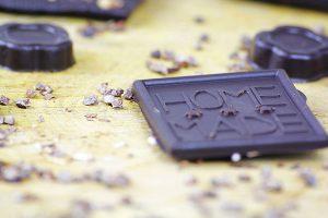 Pure Schokolade - zuckerfrei