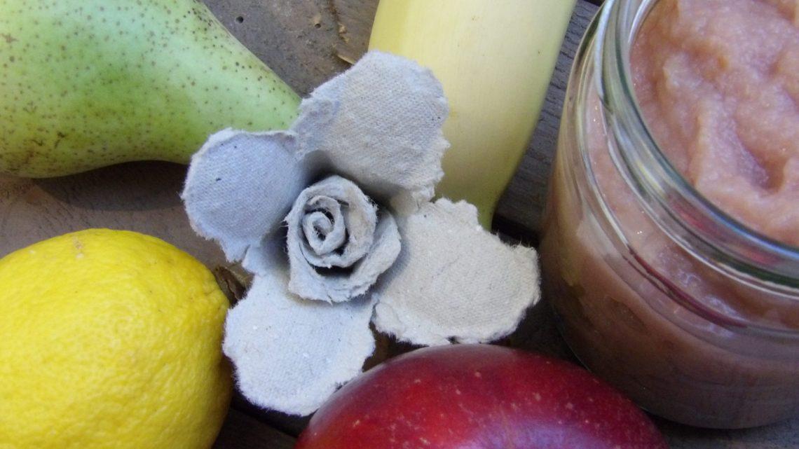Thermomix Apfelmus Fruchtmus zuckerfrei gesund Clean Eating Foodrevers