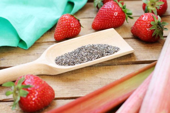 Chia Marmelade Foodrevers