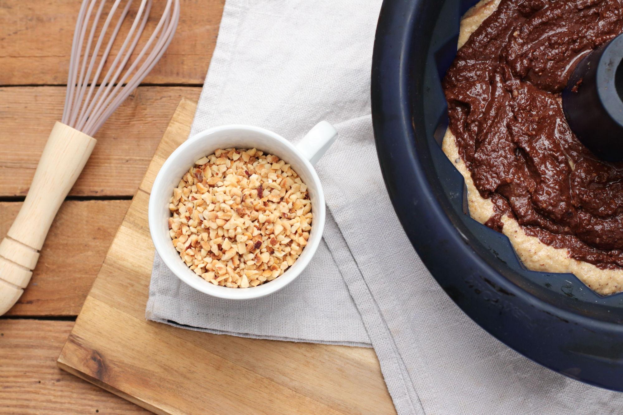 Marmor Nusskuchen Foodrevers