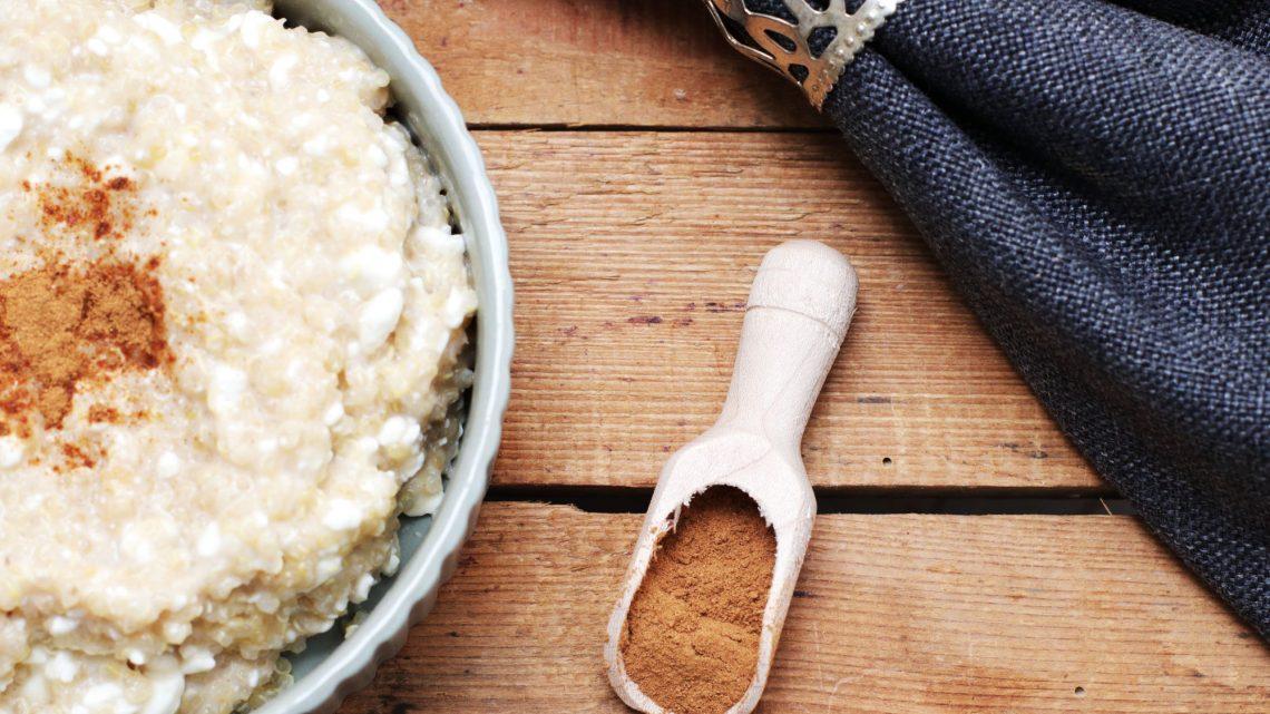 Fake Milchreis Körniger Frischkäse Quinoa Foodrevers
