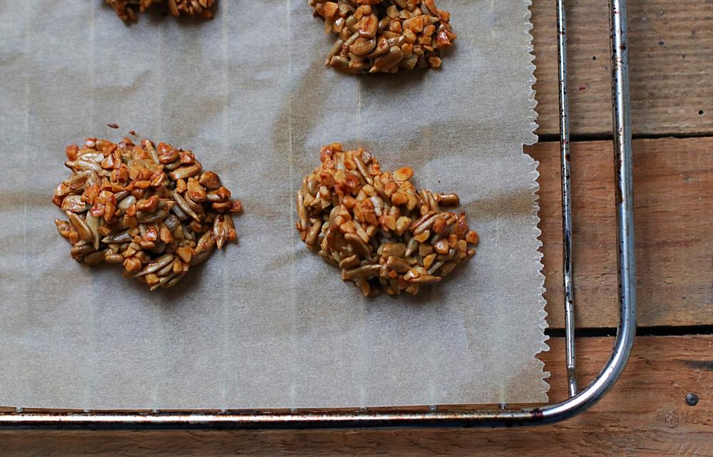 Gesunde Nussknacker Kekse zuckerfrei gesund Thermomix Foodrevers