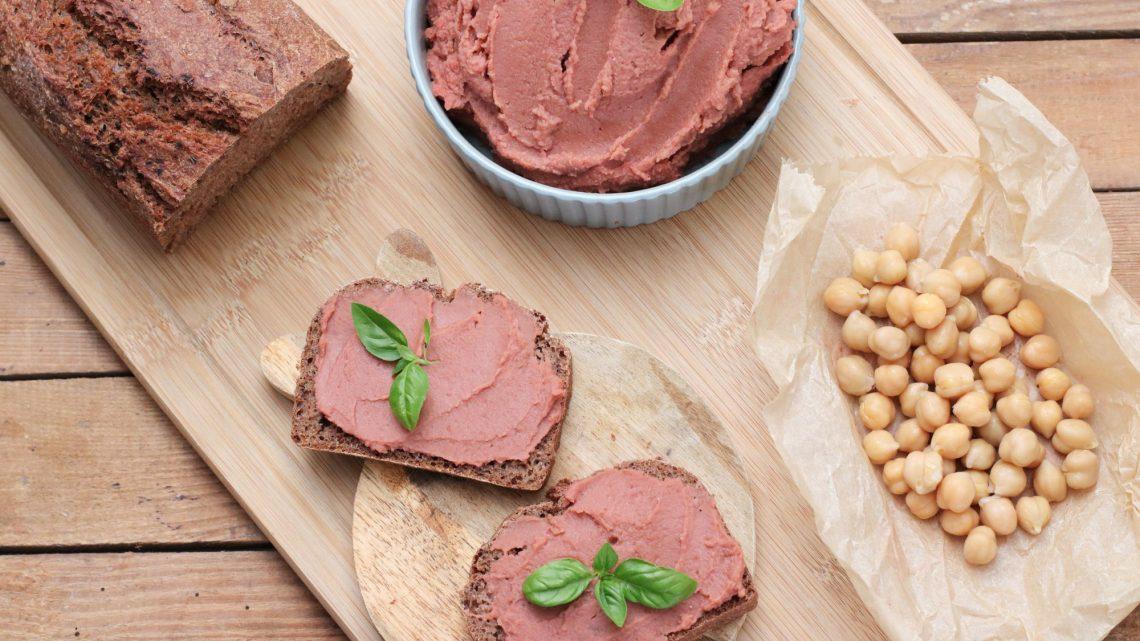 Rote Bete Hummus Foodrevers
