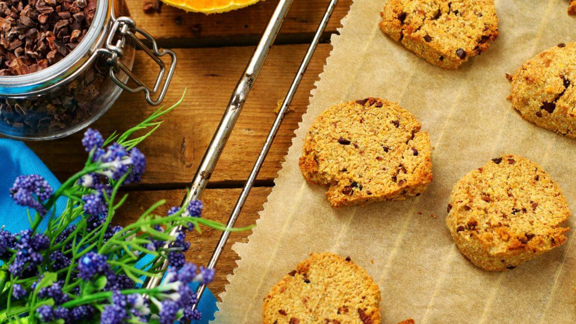 Schoko Orangen Cookies Foodrevers