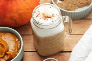Pumpkin Latte Foodrevers
