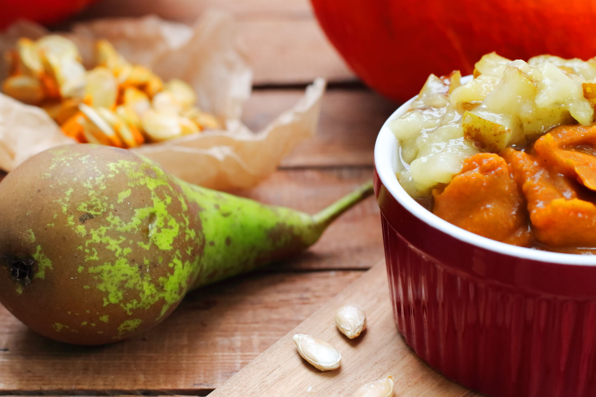 Pumpkin Püree Foodrevers