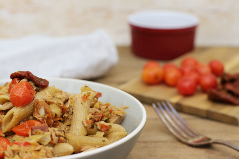 Foodrevers Thunfisch Pasta2