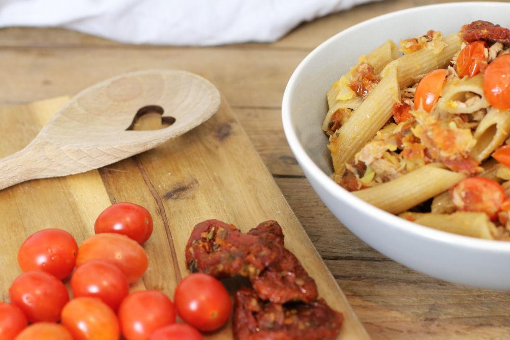 Foodrevers Thunfisch Pasta4