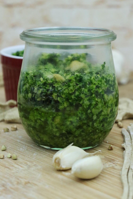 Grünkohl Pesto Foodrevers