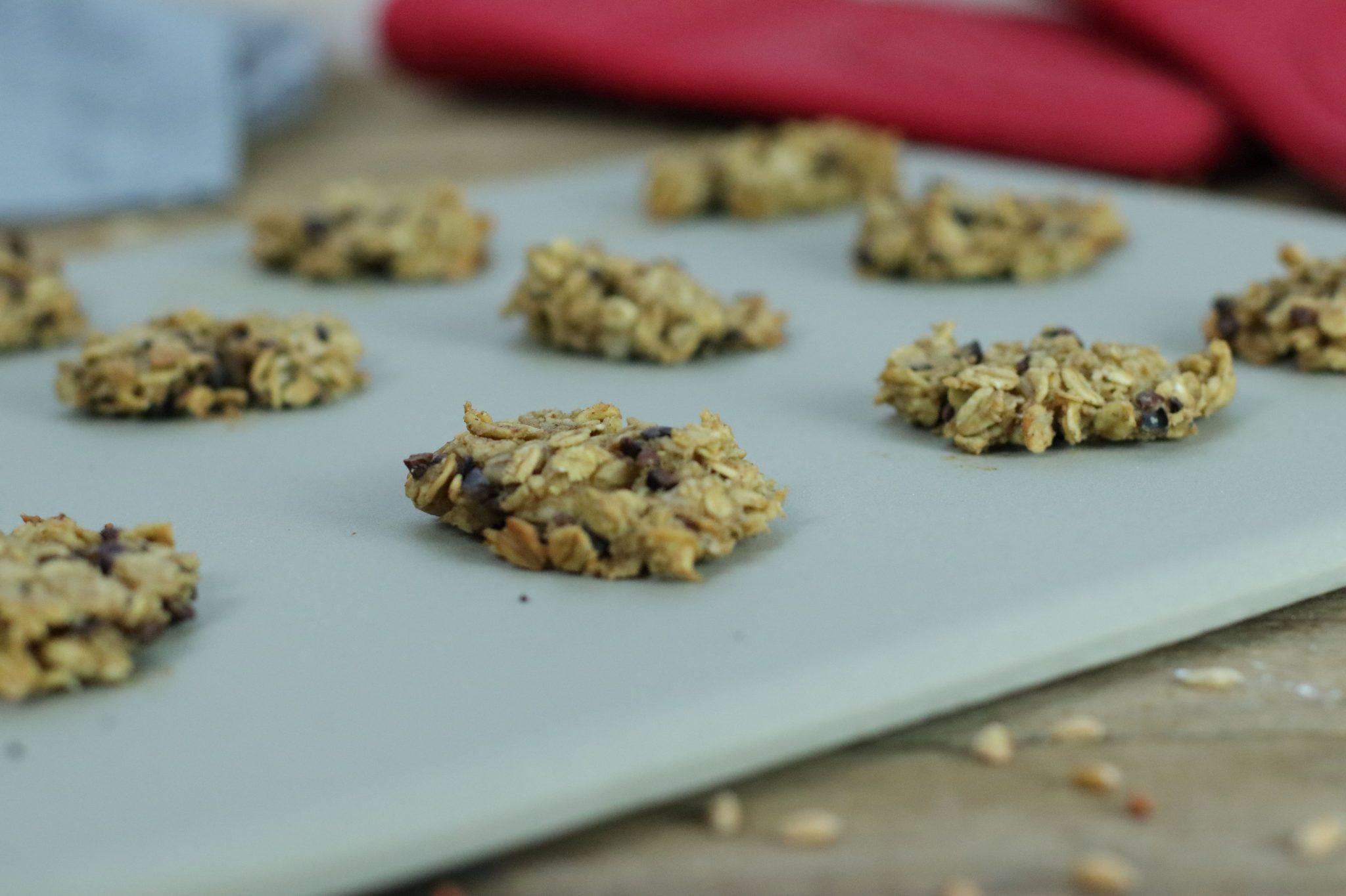 Porridge Cookies Pampered Chef Foodrevers Clean Eating