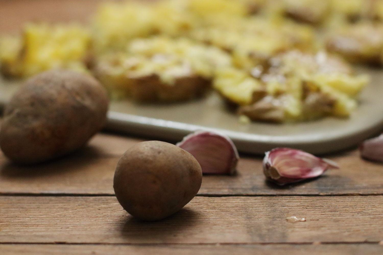Quetsch Kartoffeln Foodrevers Pampered Chef Zauberstein Clean Eating