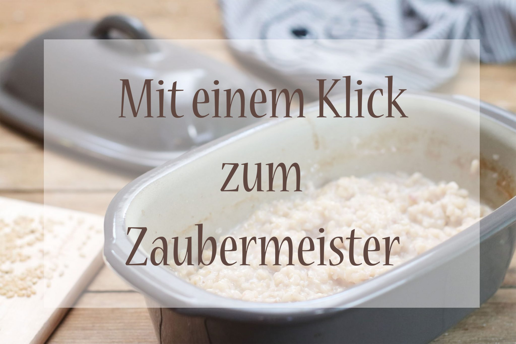Kleiner Zaubermeister Foodrevers Clean Eating Pampered Chef