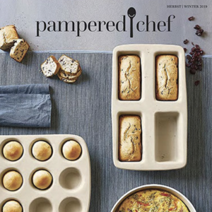 Pampered Chef Food revers Clean Eating