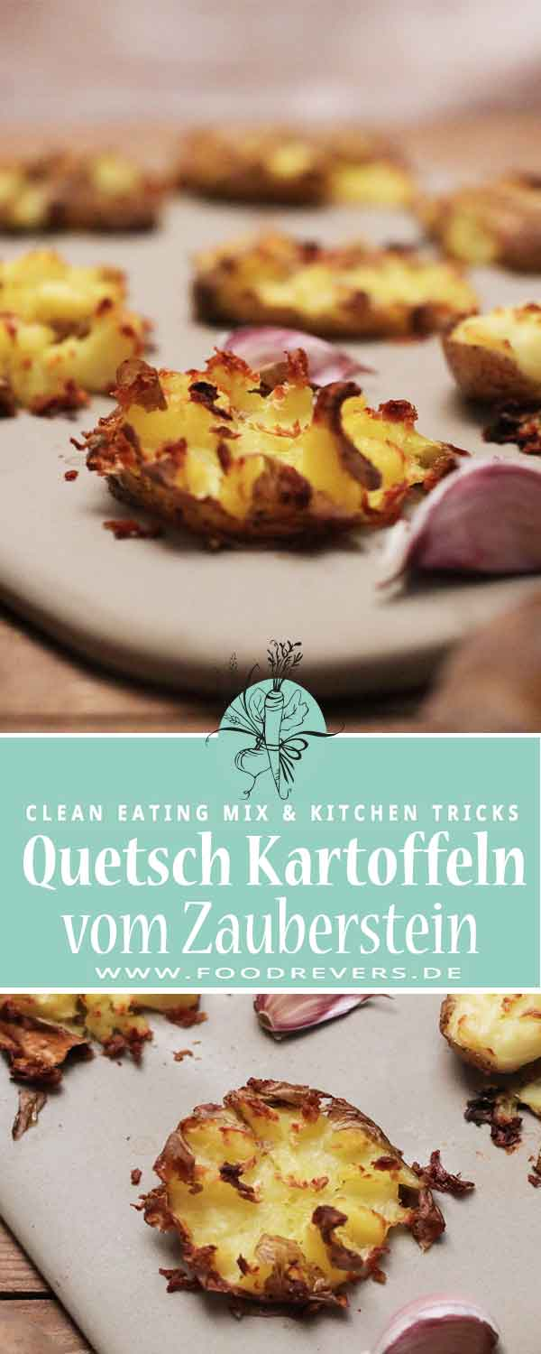 Quetschkartoffeln Foodrevers Pampered Chef Clean Eatiing