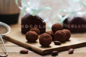Schoko Energy Balls Clean Eating Foodrevers
