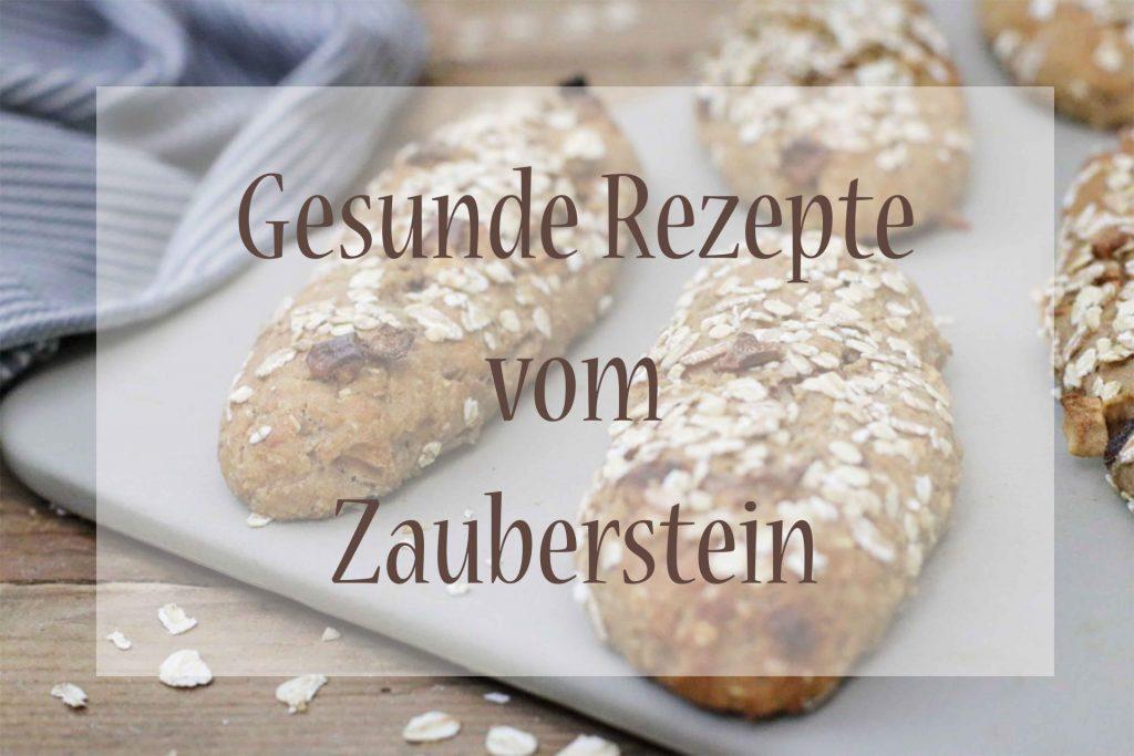 Gesunde Rezepte vom Pampered Chef Zauberstein