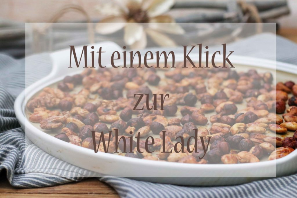 Gesunde Honig Salz Nüsse Zauberstein Ofenzauberer White Lady Pampered Chef Clean Eating Foodrevers