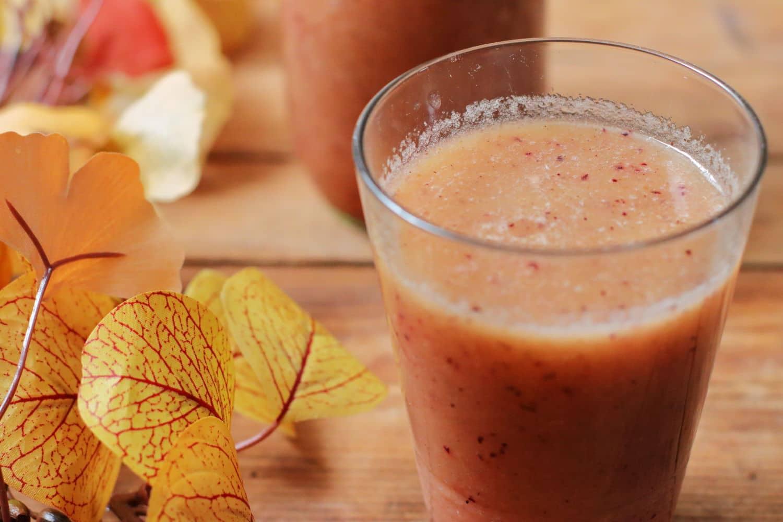 Gesunder Fruchtsaft ohne Zucker Thermomix Clean Eating Foodrevers