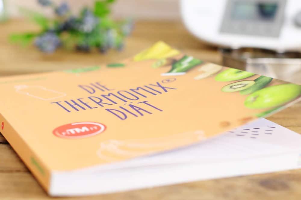 Die Thermomix Diät Buch Abnehmen mit Thermomix